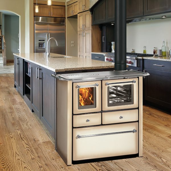 Lincar cucina a legna gaia 148 sx classe 4 5 scarico - Scarico fumi cucina ...