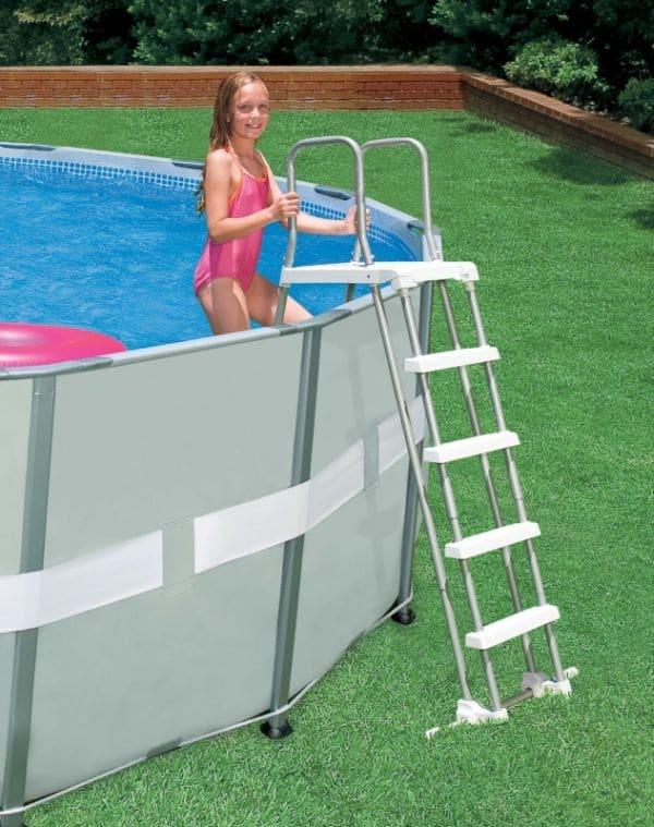 Original - Scaletta per piscina fuori terra ...