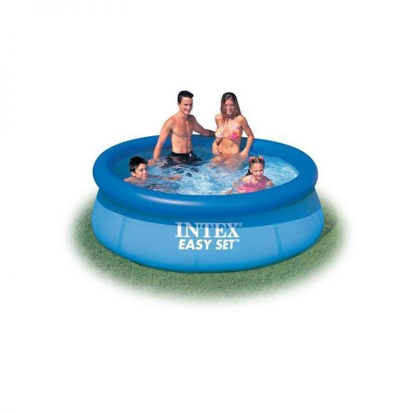 Intex piscina easy rotonda 244x 76 cm cod 28110 for Offerte piscine intex